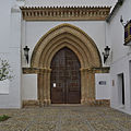 Iglesia de San Bartolomé (Carmona). Portada.jpg