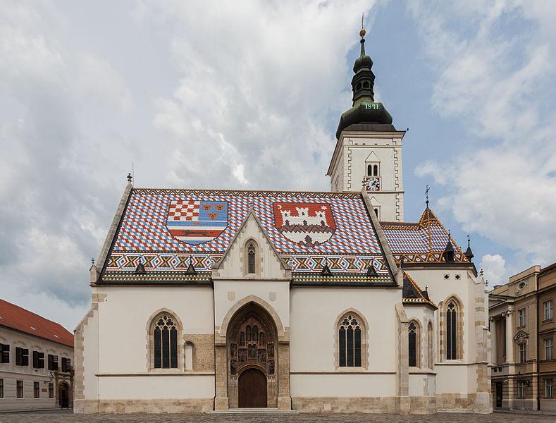 File:Iglesia de San Marco, Zagreb, Croacia, 2014-04-13, DD 03.JPG