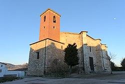 Iglesia de San Miguel Arcángel, Fuentebureba 02.jpg