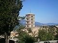 Il campanile del monastero di Santa Scolastica - panoramio.jpg