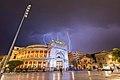 Il teatro Politeama sotto attacco.jpg