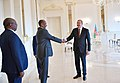 Ilham Aliyev met with Chairman of Sovereign Council of Sudan Abdel Fattah Abdelrahman al-Burhan, 2019 02.jpg