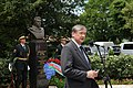 Ilham Aliyev visited a memorial of the Hero of the Soviet Union, Mehdi Huseynzadeh, in the Slovenian town of Nova Gorica 7.jpg