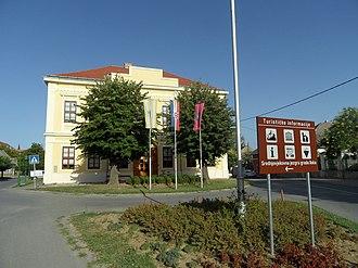 Ilok - Image: Ilok Town hall