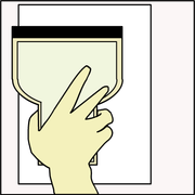 Scanner à main
