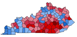 United States presidential election in Kentucky, 1960
