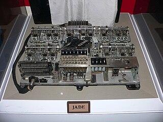 JADE (cypher machine) cypher machine