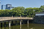 Imperial Palace complex bridge, May 2017.jpg