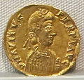 Impero d'occidente, avito, emissione aurea, 455-456.JPG