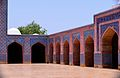 In Side View of Shah Jahan Mosque ( Thatta ).JPG