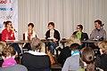 Ina Freudenschuß, Chris Köver, Svenja Schröder, Helga Christina Hansen und Rochus Wolff auf der re publica10 (4534955854).jpg