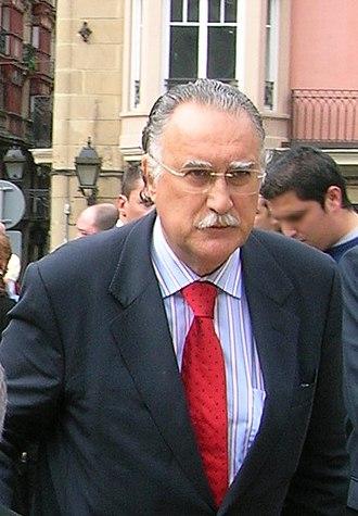 Iñaki Azkuna - Iñaki Azkuna in 2005