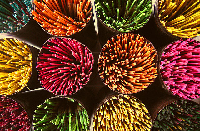 Incense in India - Wikiwand