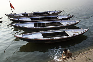 India - Varanasi boats and birds - 0065.jpg