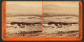 Indian Ranch on Columbia during Salmon Fishing, by Watkins, Carleton E., 1829-1916 2.png