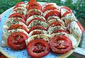 Insalata Caprese (from Poznan).JPG