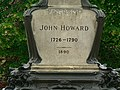 Inscription below the statue of John Howard - geograph.org.uk - 1385515.jpg