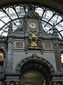 Inside central station; clock.jpg