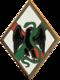 Insigne 1er régiment étranger-transparent.png