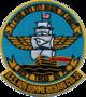 Insigne de l'USS Bon Homme Richard (CVA-31) c1965.png