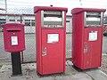 Inverness Longman postboxes meter.JPG