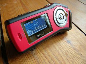 Iriver - 512MB iriver t10
