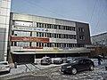 Irkutsk. February 2013. Cinema Barguzin, regional court, bus stop Volga, Diagnostic Center. - panoramio (44).jpg