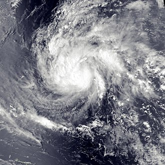 1993 Pacific typhoon season - Image: Irma mar 13 1993 0507Z