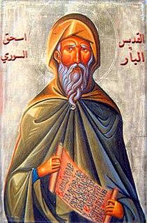 Isaac of Nineveh Eastern Orthodox saint