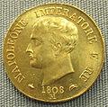 Italia, 40 lire di napoleone imperatore, 1808.JPG