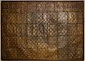Italia centrale, pannelli in cuoio per rivestire le pareti, xvi secolo ca.jpg