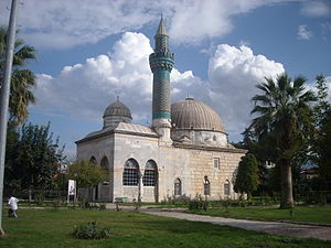 Green Mosque (İznik) - Image: Iznik Yeşil Camii 7