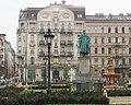 József nádor Statue in József nádor Square - November 2019.jpg crop.jpg