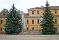 Jānis Fabriciuss Daugavpils fortress.jpg