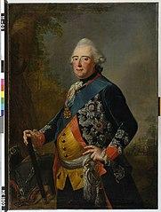 Friedrich II (1720-1785), Graaf van Hessen-Kassel