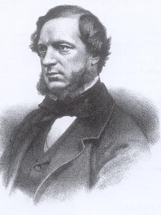 John Frederick Bateman - John Bateman in 1859