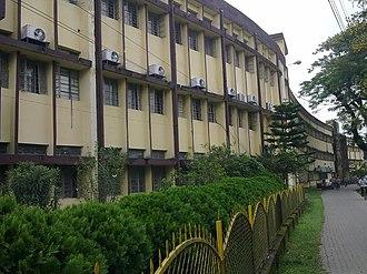 Jalpaiguri Government Engineering College - JGEC Central Building