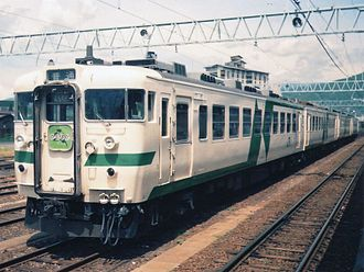 169 series - Image: JRE EC169 New Express