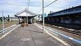 JR Hakodate-Main-Line Kutchan Station Platform.jpg