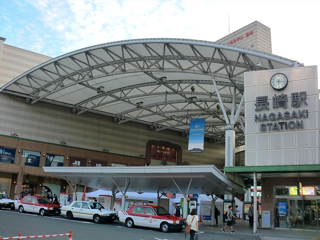 JR Nagasaki Station 010