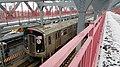 J train on Williamsburg Bridge vc.jpg
