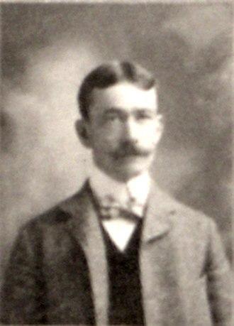Jack Armytage - Jack Armytage in 1900.