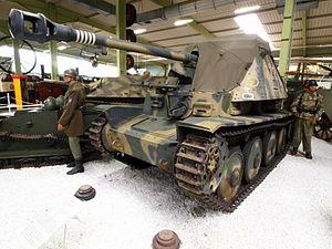 Jagdpanzer Marder III at Sinsheim pic1.JPG