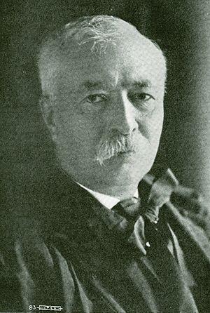 James H. Cartwright - Cartwright in 1919