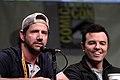 Jamie Kennedy & Seth MacFarlane (7607044532).jpg