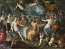 Jan Brueghel d.Æ. - The Feast of the Gods. The Wedding of Peleus and Thetis - KMSsp225 - Statens Museum for Kunst.jpg
