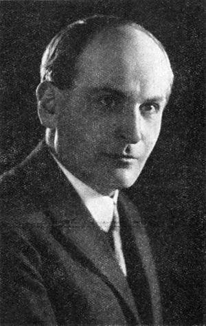 Jan Mukařovský - Jan Mukařovský, ca 1932