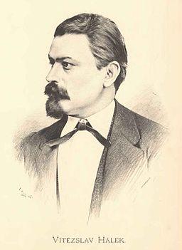 Jan Vilímek - Vítězslav Hálek