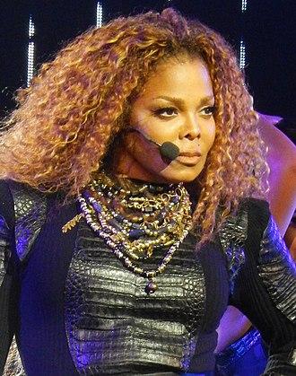 Janet Jackson - Jackson in 2015