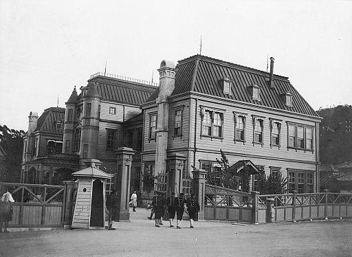 Japanese General Government Building at Waeseongdae